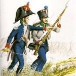 El desembarco en Santander delRegimiento Imperial Alejandro I