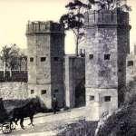 La demolición de la muralla medieval de Santander (II)