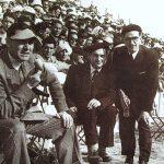 1950:Langarita retransmitiendo para Radio Santander EAJ-32 La Voz de la Montaña