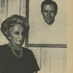 Doña Cristina Camino, la madre santanderina de Carlos Arruza