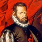 Pedro Menéndez de Avilés,el pirata que derrotó a Pata de Palo,falleció en Santander de tabardillo maligno (tifus)