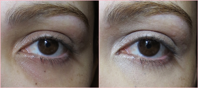 studio finish MAC antes e depois