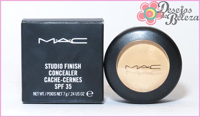 studio finish MAC