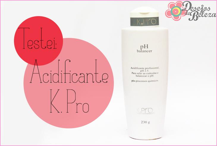 acidificante kpro