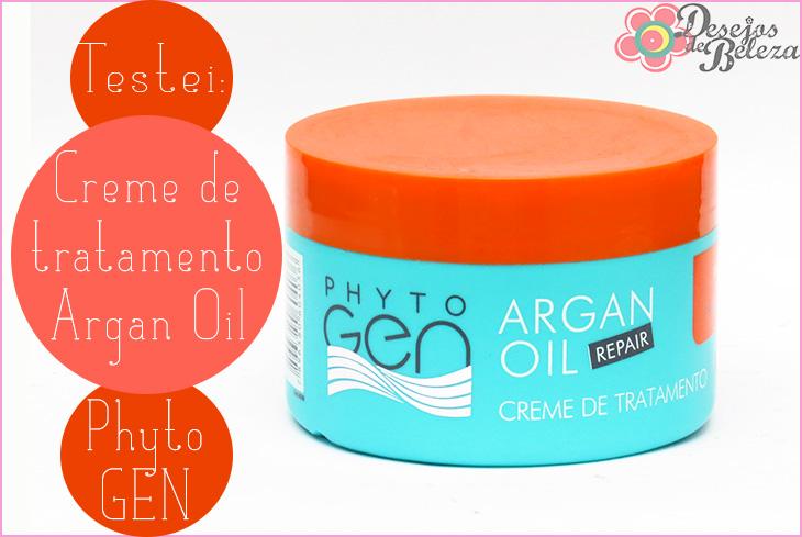 testei phytogen creme de tratamento argan oil