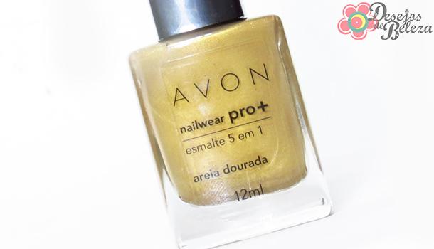 diva tropical - esmaltes - areia dourada - desejos de beleza