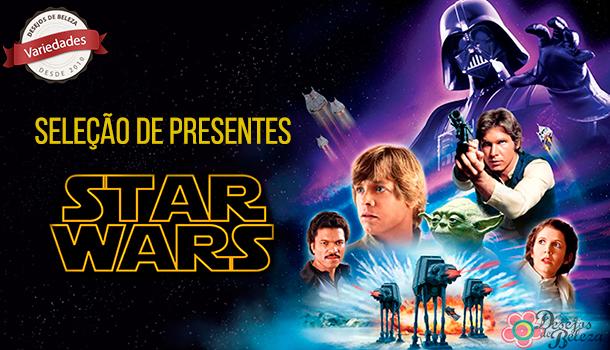 Presentes Star Wars
