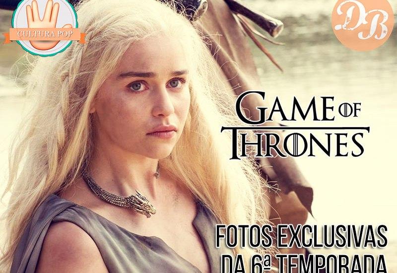 Game of Thrones – Imagens da 6ª Temporada