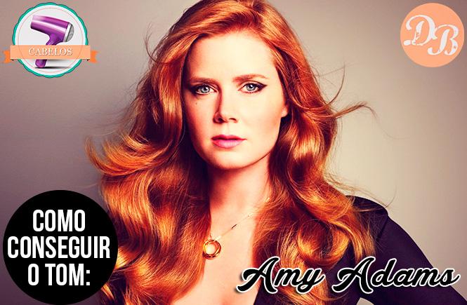 Como conseguir o tom: Amy Adams