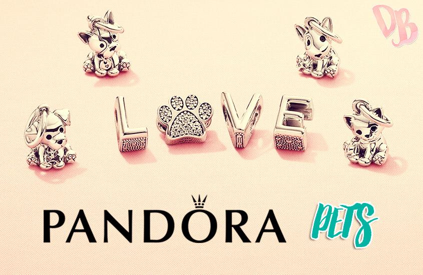 Coleção Pandora Pets