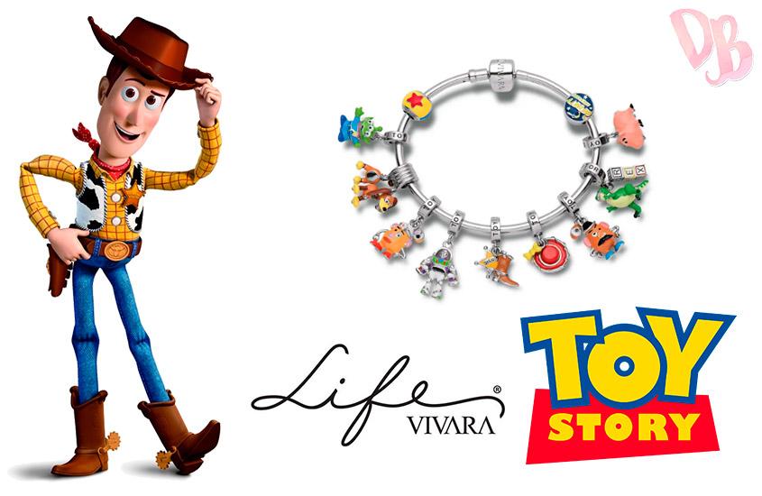 Coleção Life by Vivara Toy Story