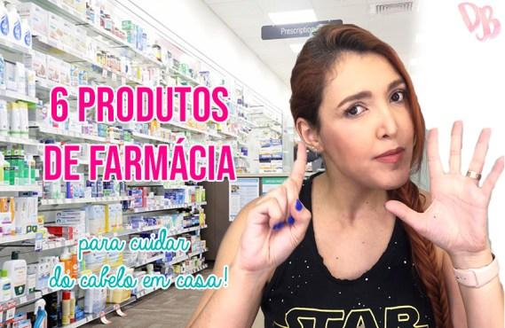 produtos de farmácia