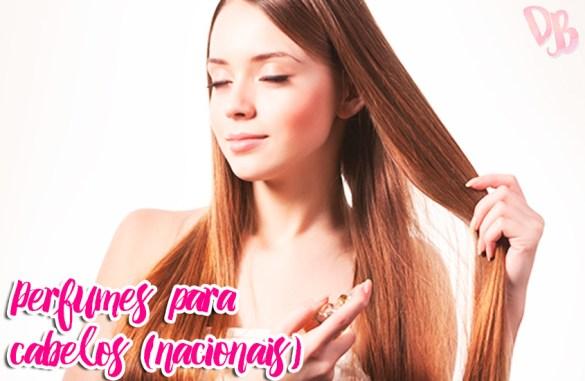 perfumes para cabelos