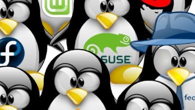 Distros de Linux