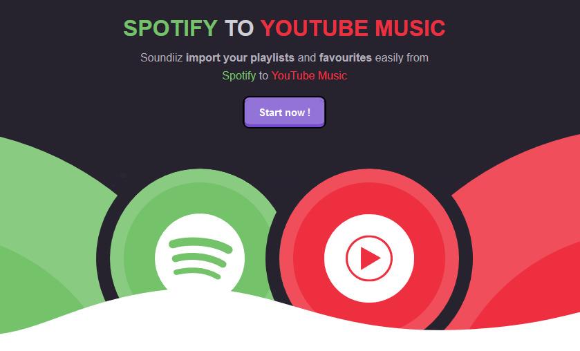 Soundiiz: una increible alternativa capaz de transferir tus playlist entre Spotify y Youtube