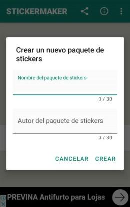 stickers de whatsaap