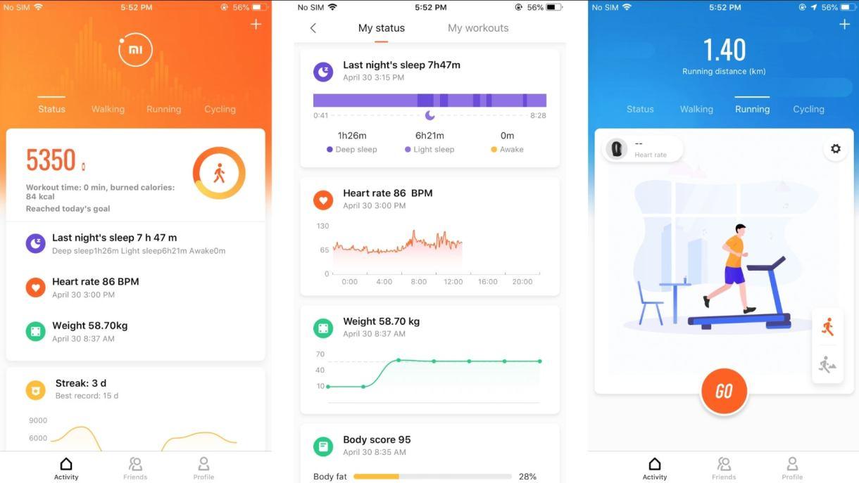 Disfruta de las funcionalidades de tu Xiaomi Mi Band con esta increíble app