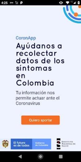 apps para detectar y prevenir el coronavirus