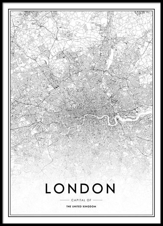 Desenio London Poster