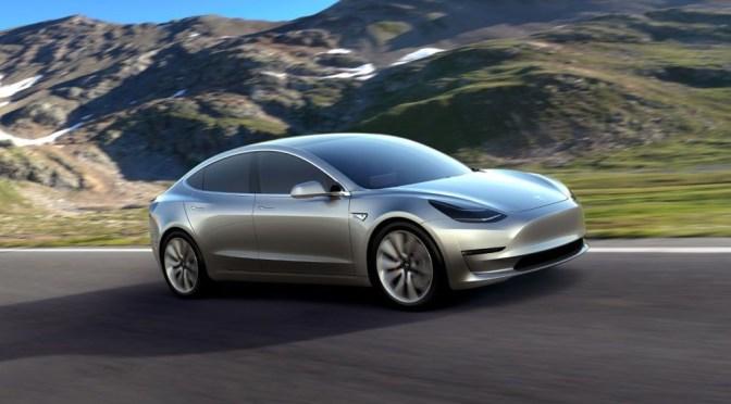Carro elétrico, o futuro já chegou