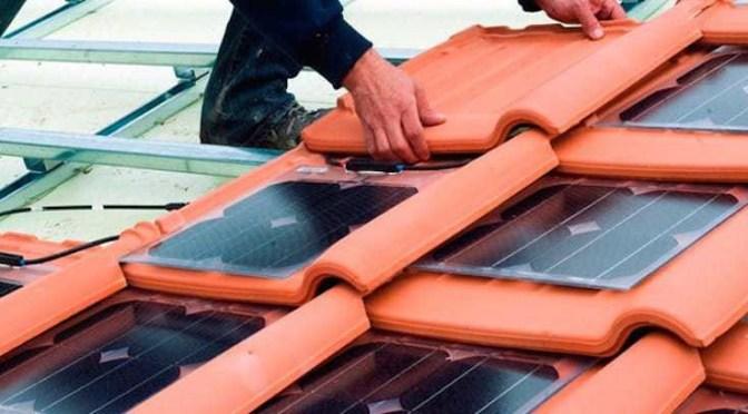 Telhas solares fotovoltaicas, o futuro da energia em casas
