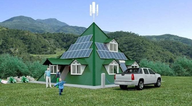 casa do futuro