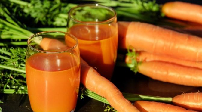 Cenoura: propriedades usos e benefícios para a saúde
