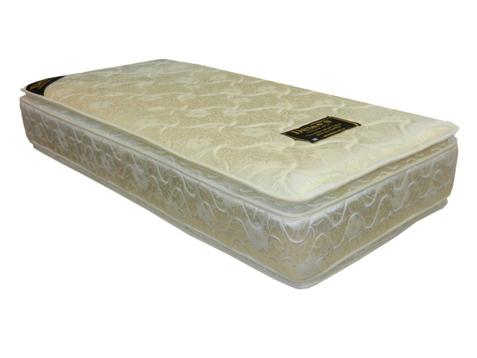 Colchón Resortes Doble Pillow