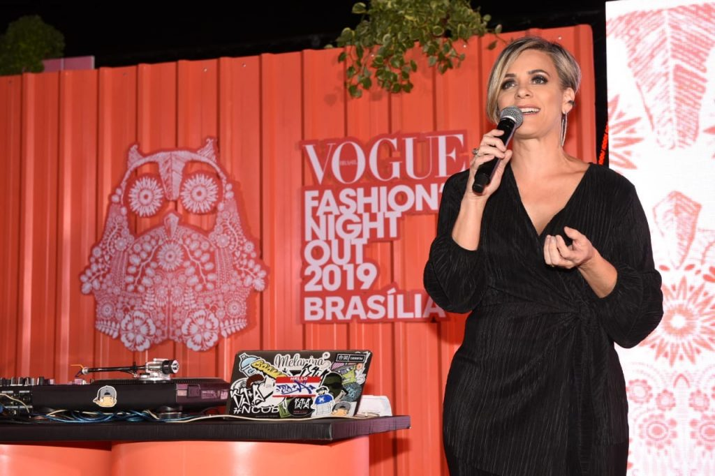 Vogue Fashion's Night Out Brasília Shopping