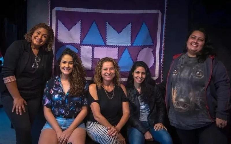 Loca Como Tu Madre recebe prévia do festival de stand up, Mamacitas