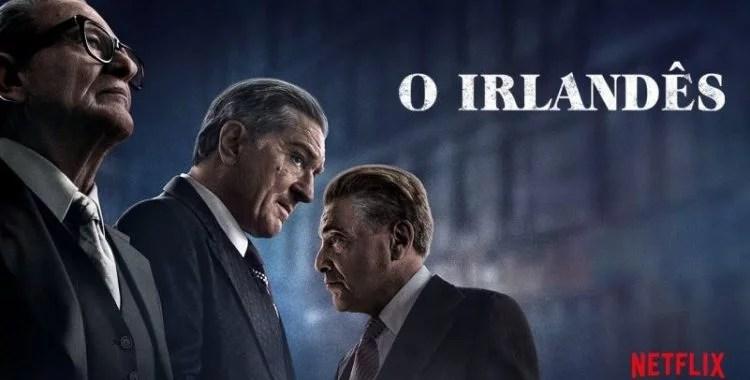 """Livro que deu origem ao filme """"O Irlandês"""", de Scorsese, é relançado"""
