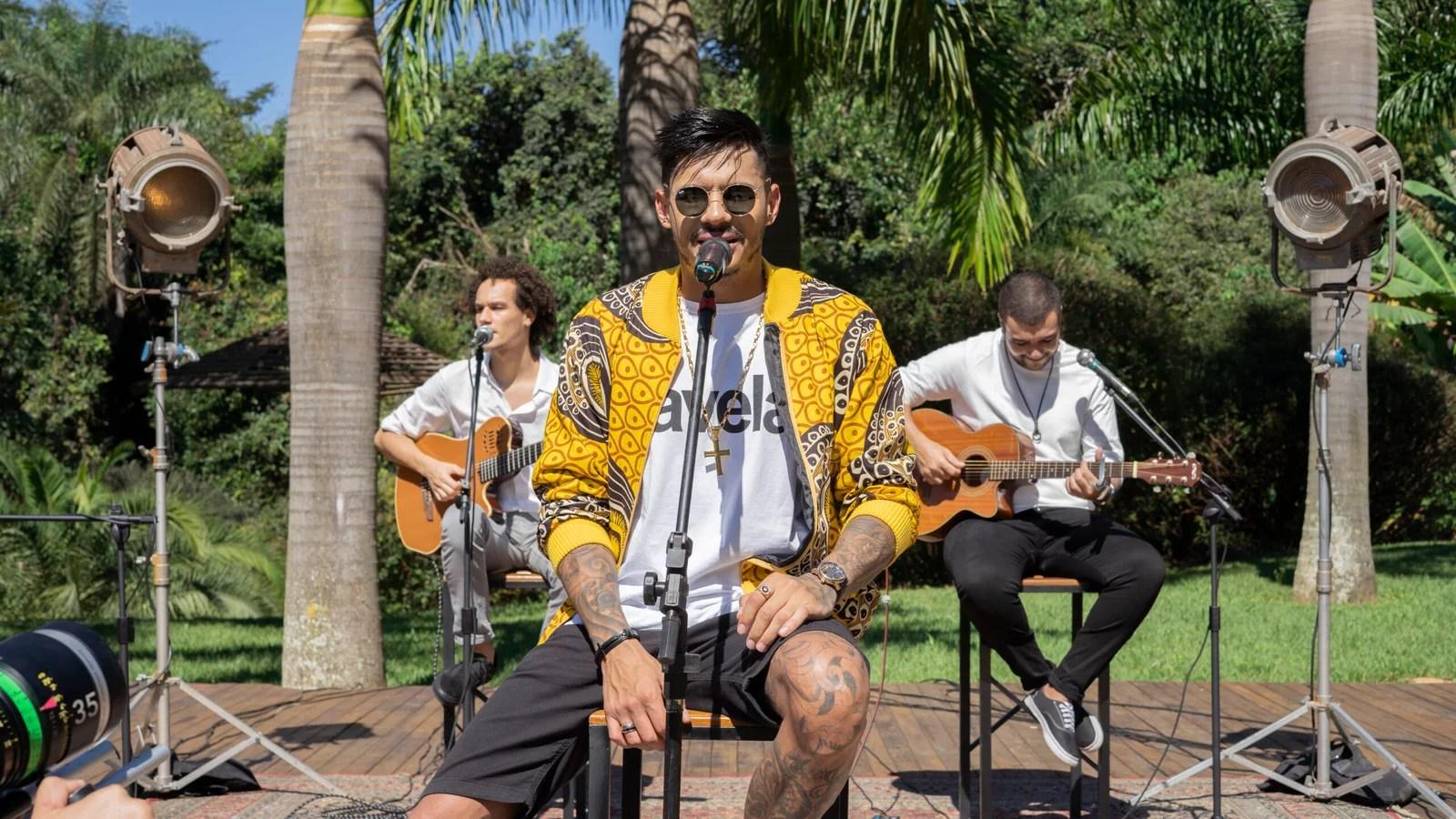 """Entrevista: Hungria Hip Hop revela curiosidades sobre """"Cheiro do Mato"""", seu novo projeto"""