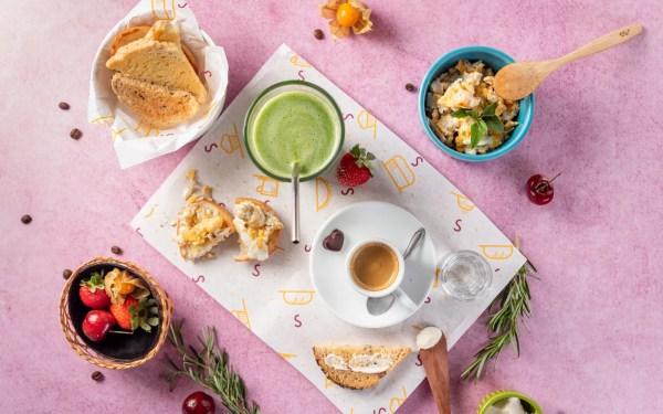Seleve: Comida saudável e inclusiva