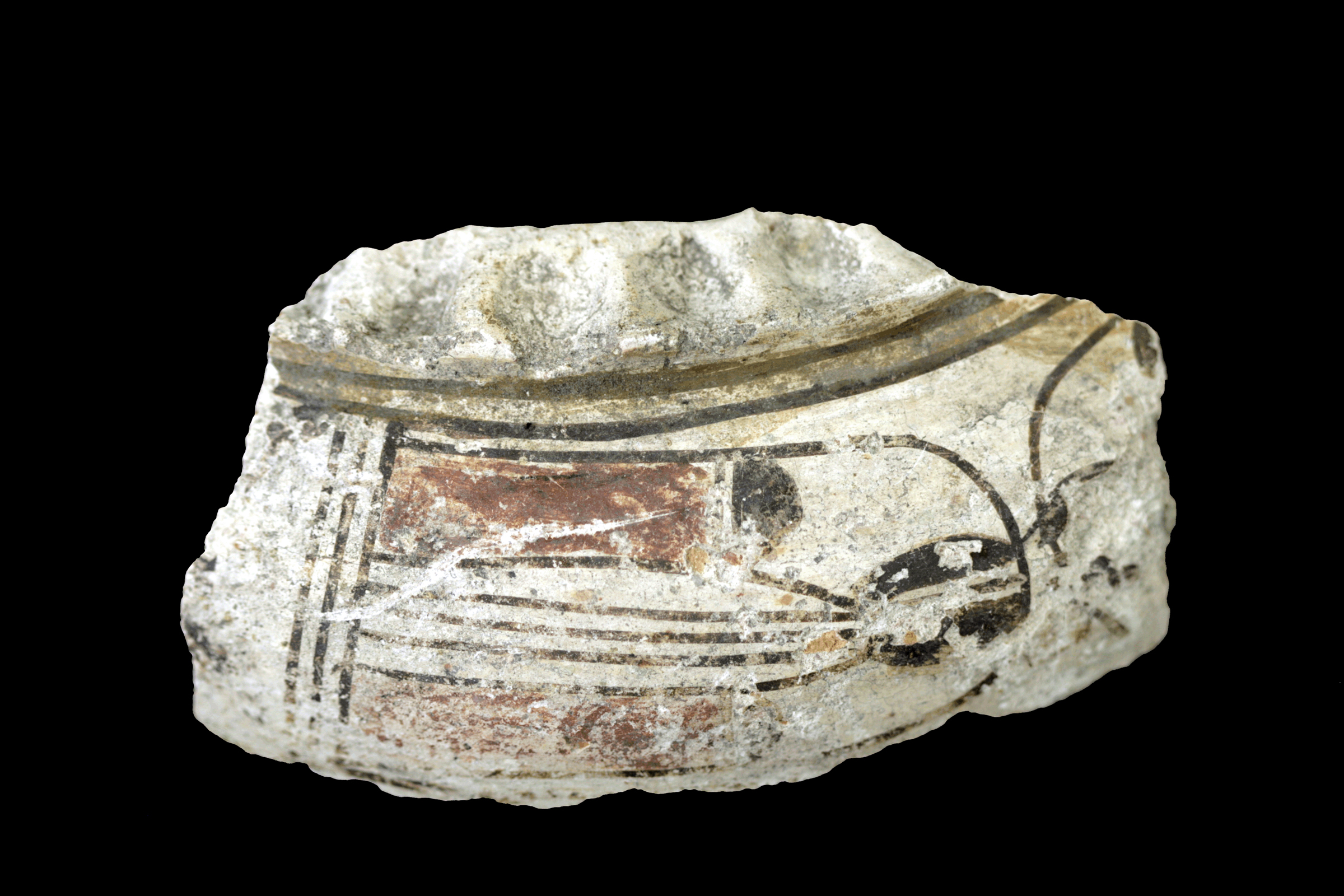 Native American Pottery In Historic Period Tucson