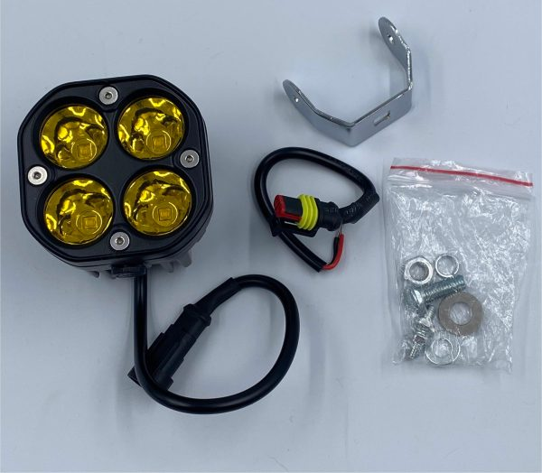Amber ULTRA LED Light Pods 3i