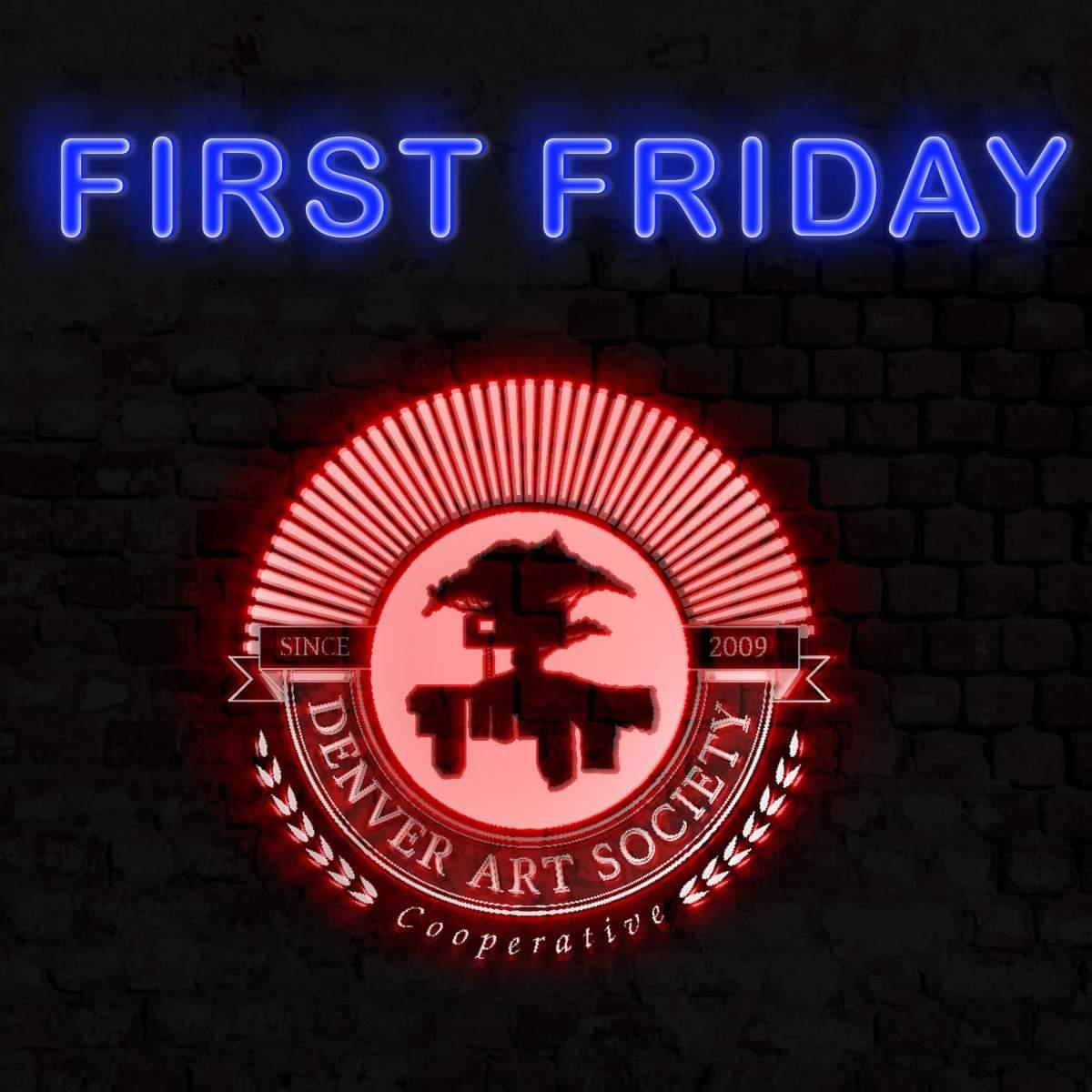 Denver Art Society First Friday