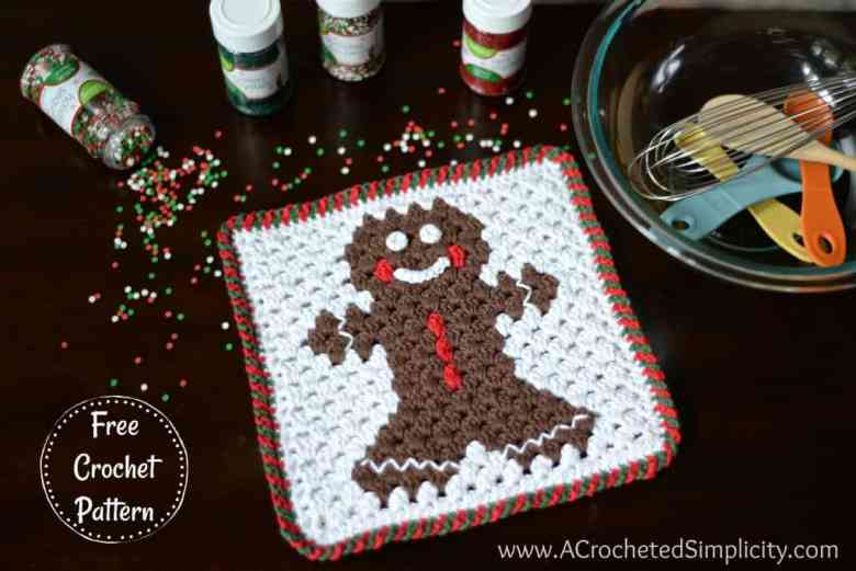 10 Free Crochet Christmas Patterns