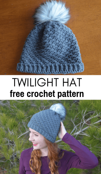 twilight beanie—free crochet pattern
