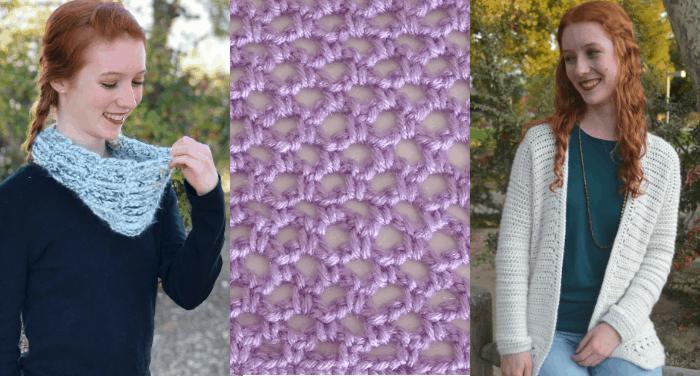 alicia ear warmer—free crochet pattern