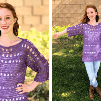 Shelby Top—Free & Easy Crochet Summer Top Pattern (2021)
