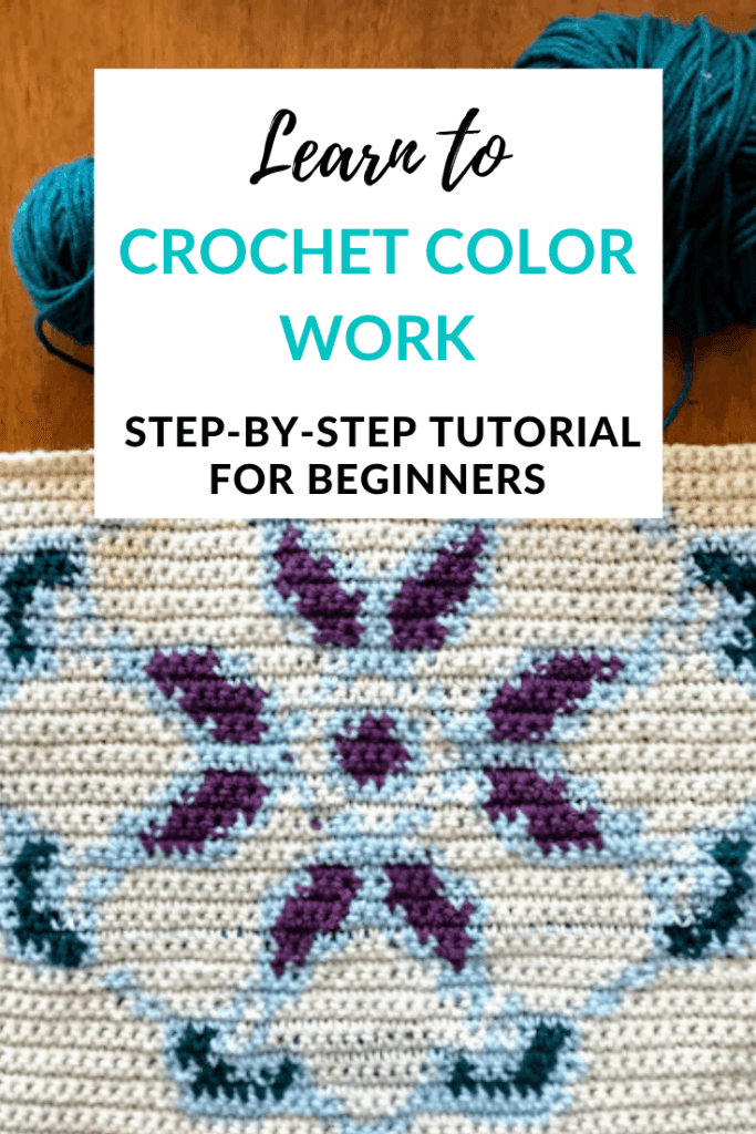 Learn to Crochet Color Work: A Beginner's Guide