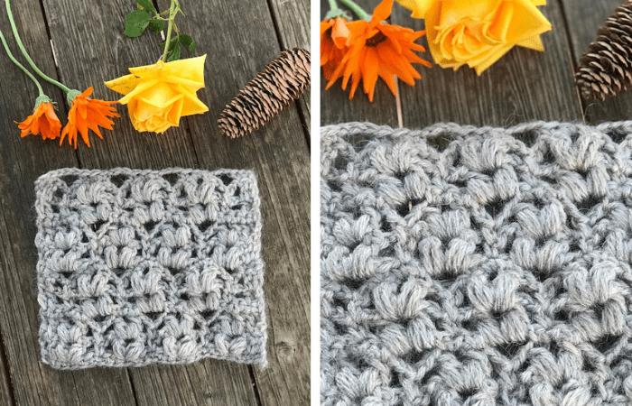 Wheat Stitch Crochet