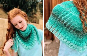 adestone Wrap—Free Crochet Pattern + Video Tutorial