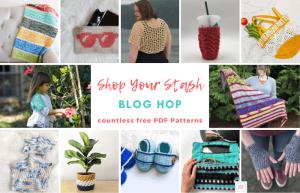Shop Your Stash Blog Hop Free PDF Patterns