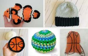 Crochet for Boys - 7 Free Crochet Patterns You Need