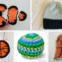 Crochet for Boys - 7 Free Patterns You Need to Make
