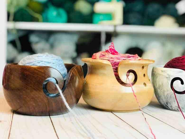 Yarn Bowl Guide