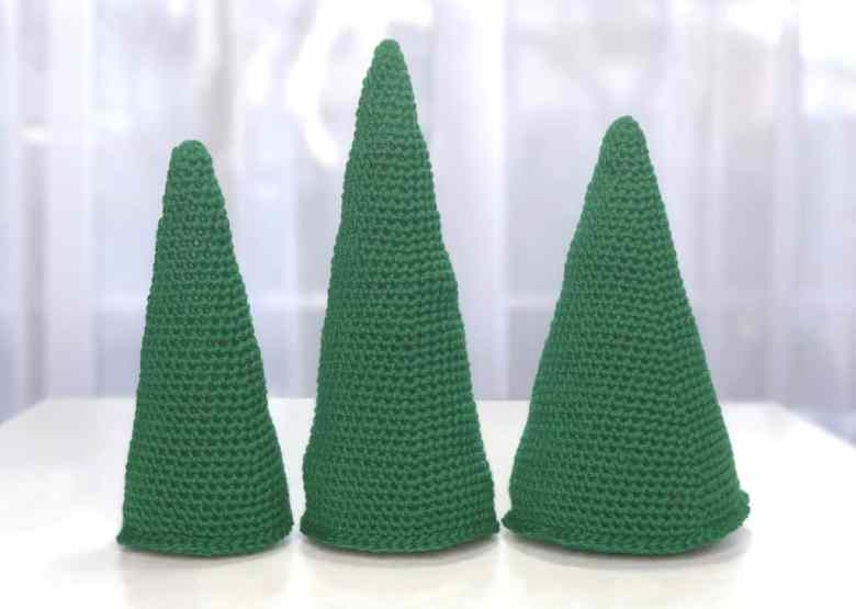 Fir Tree Crochet Pattern