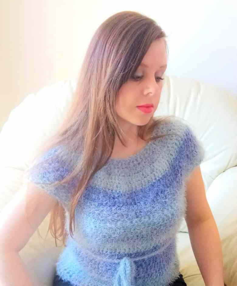 Soft Dreams Crochet Top