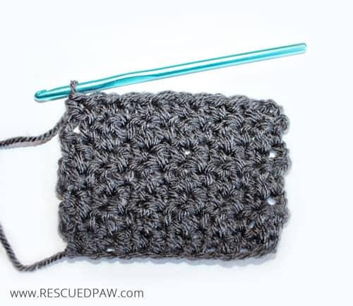 Griddle Stitch Pattern